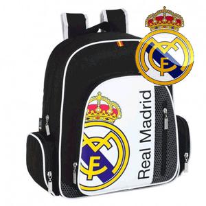 Ghiozdan junior colectia Real Madrid 38 x 32 x 12 cm