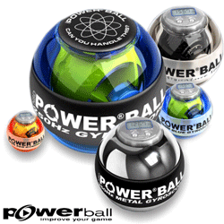 PowerBall – sfera pentru fitness acasa