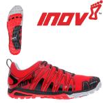 Pantofi de alergare teren dur INOV8 Trailroc Red Black