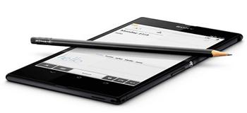 SmartphoneSony Xperia Z Ultra - orice creion este stylus
