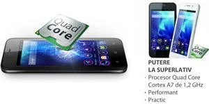 Telefon mobil Allview Dual-Sim P5 Quad