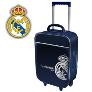 Troler mare FC Real Madrid 47 x 37 x 17 cm