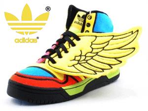 Adidas Wings Jeremy Scott, adidasii cu aripi originali. De unde ii cumperi?