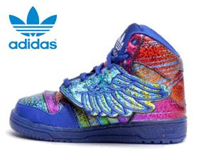 Adidas Originals Jeremy Scott Wings amazon.com