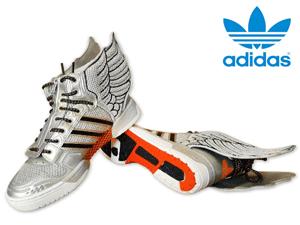 Adidasi cu aripi Adidas Wings pe amazon.de