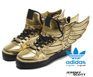 Adidasi cu aripi Jeremy Scott Wings