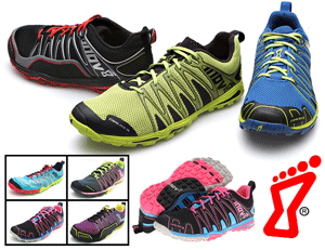 Adidasi sport de alergare INOV8 pentru profesionisti