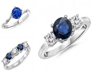 Bijuterii cu pietre pretioase smarald, safir, rubin pentru zodia ta
