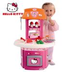 Bucatarie de jucarie Hello Kitty pentru fetite