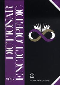 Dictionar Enciclopedic - Vol V - O-Q