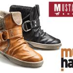 Ghete Mustang de dama: MUST HAVE