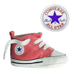 Converse First Star pentru bebelusi
