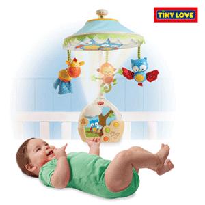 Caruselul muzical cu proiectie Tiny Love Magia Noptii