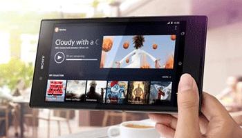Sony Xperia Z Ultra recomandat pentru performeri