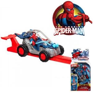 Masinuta si figurina Spiderman
