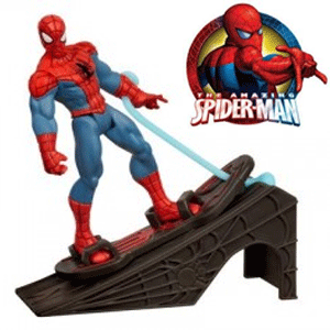 Figurina Spiderman de jucarie