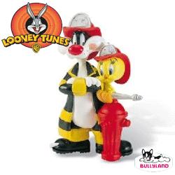 Figurina Sylvester si Tweety