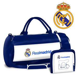 Geanta sport de sala si antrenament Real Madrid