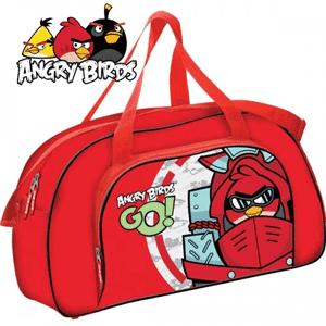 Gemti de voiaj si calatorie Angry Birds pentru copii