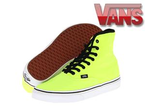 Ghete Skate Shoe Vans SK8 Neon