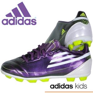 Ghete fotbal copii adidas F10