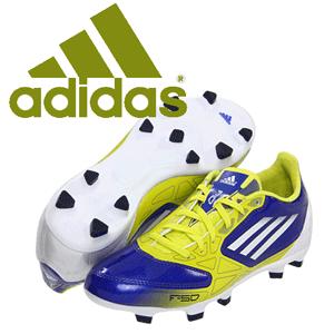 Ghete fotbal Adidas F10 TRX FG W