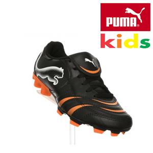Ghete fotbal PUMA pentru copii POWERCAT 4