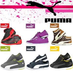 Pantofi sport, tenisi si ghete PUMA pentru barbati la preturi mici
