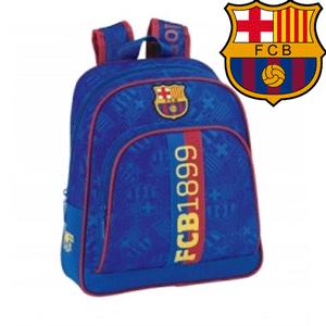 Ghiozdan scolar Fotbal FC Barcelona
