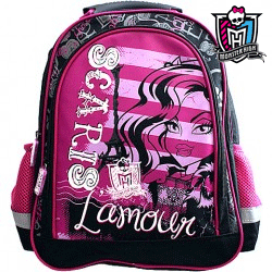 Rechizite pentru scoala Monster High