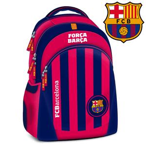 Ghiozdan scolar FC Barcelona - pentru fanii Barca