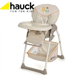Scaun de masa si sezlong pentru bebelusi Hauck Sit`n Relax Bear