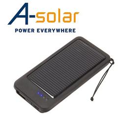 Incarcator portabil A-Solar Onyx