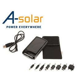 Incarcatoare solare portabile universale si ieftine pentru telefon, mp3, gps sau iPhone