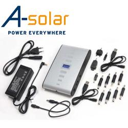 Incarcator solar universal laptop Titan
