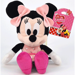 Jucarie de plus I Love Minnie!