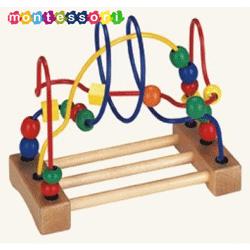 Jucariile Montessori pentru copiii cu varsta peste 2 ani