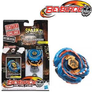 Titirez Beyblade Metal Fusion - L-Drago Guardian