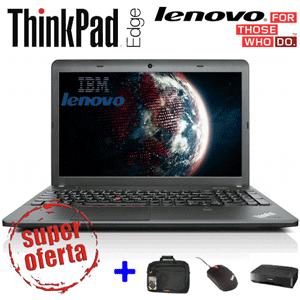 Laptop Lenovo IBM Thinkpad Edge E531 oferta cu produse cadou