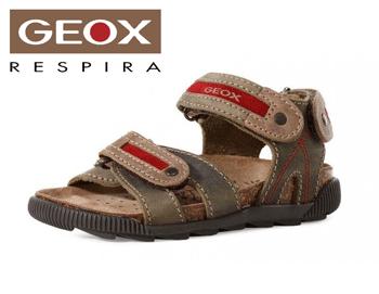 Reduceri de pret la sandalele pentru baieti marca GEOX