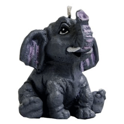 Lumanare Elefantel