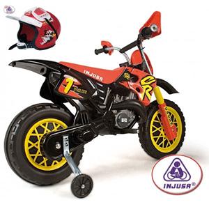 Motocicleta Electrica copii MotoCross CR 6V Injusa