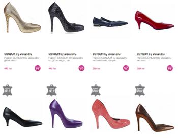 Oferta de pantofi Condur by alexandru la FashionUP