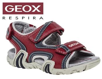 Sandale Geox pentru baieti: Sandale Geox Safari