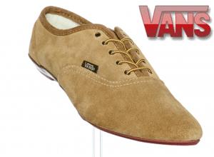Pantofi casual Dama Vans Sophie din piele