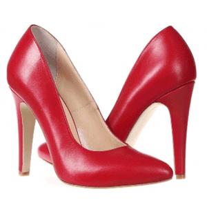 Pantofi Stiletto din piele Condur by Alexandru