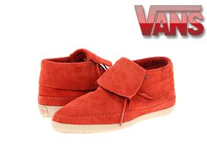 Pantofi de dama Vans Mohican Piele intoarsa