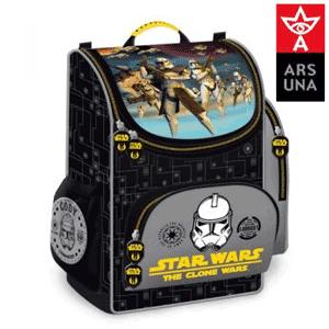 Ghiozdan ergonomic Ars Una Star Wars
