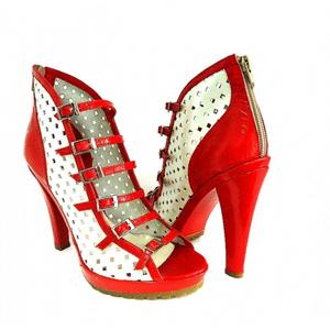 Sandale Condur Creamy Red