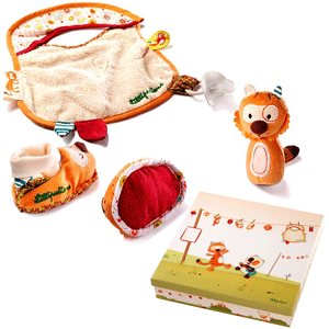 Set cadou nou nascut Lillieputiens Tom